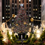 The Rockefeller Center Christmas Tree is